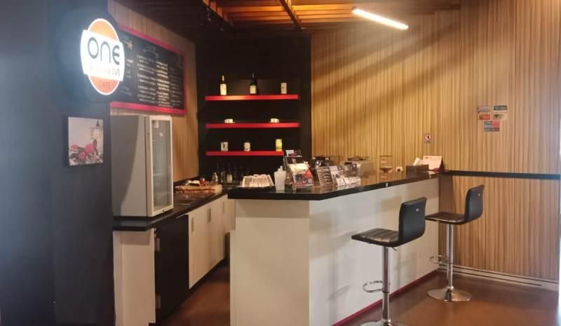 Di Sebuah Sudut Inspirasi One Team Cafe